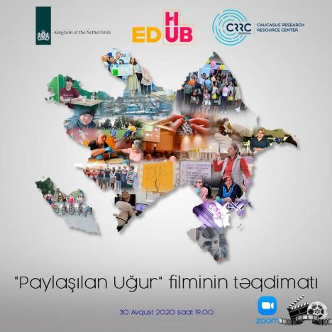 Events dedicated EENCE Citizenship week: Azerbaijan